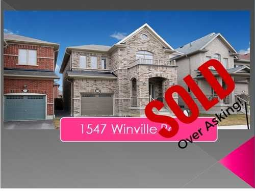 1547 Winville Rd S, Pickering,  sold, , Nasim Yusufi, Royal LePAGE Citizen Realty Inc., Brokerage *